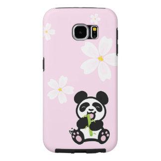 Happy Panda Galaxy 6 Case