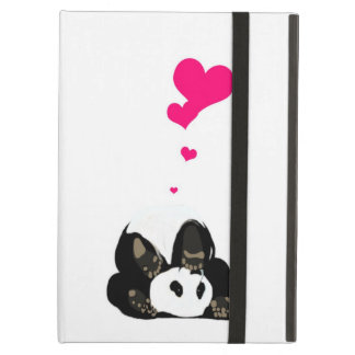Happy panda iPad air cover