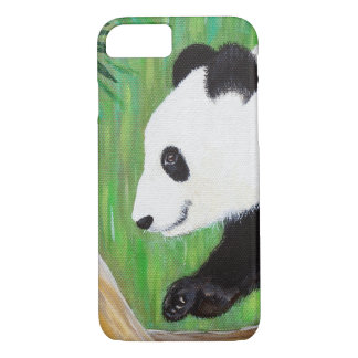 Happy Panda iPhone 8/7 Case
