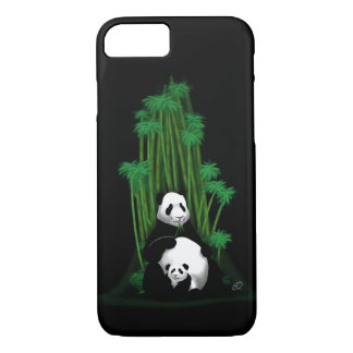 Happy Pandas iPhone 8/7 Case