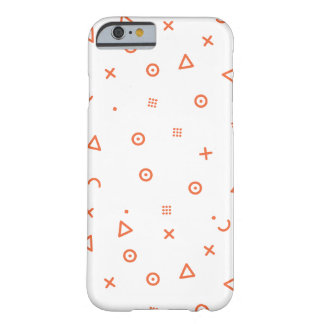 Happy Particles Barely There iPhone 6 Case