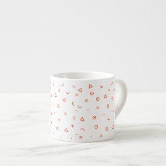 Happy Particles Espresso Cup