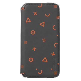 Happy Particles Incipio Watson™ iPhone 6 Wallet Case