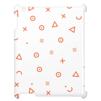 Happy Particles iPad Cover