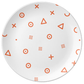 Happy Particles Plate