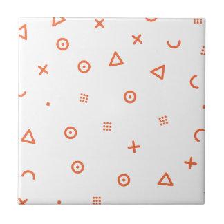 Happy Particles Tile