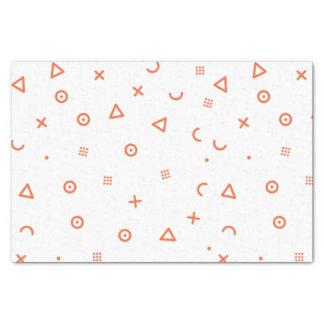 Happy Particles Tissue Paper