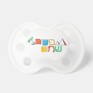 Happy Passover Pacifier