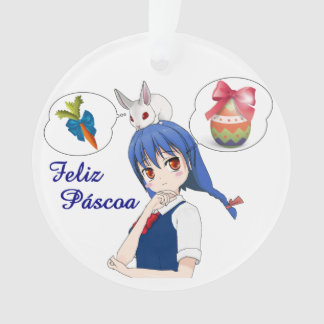 Happy Passover (Personalizável) Ornament