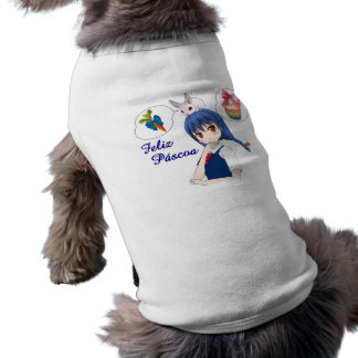 Happy Passover - Personalizável Pet Tee Shirt