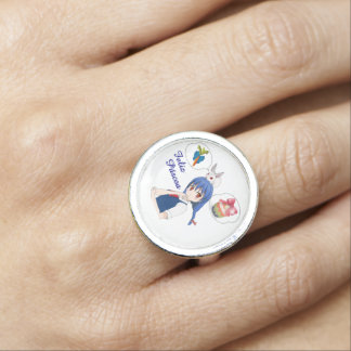 Happy Passover (Personalizável) Photo Rings