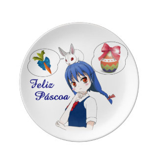 Happy Passover (Personalizável) Plate