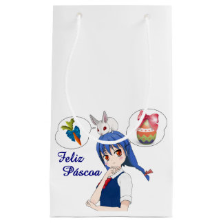 Happy Passover (Personalizável) Small Gift Bag