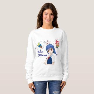 Happy Passover (Personalizável) Sweatshirt