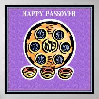 """Happy Passover"" Print/ Poster"