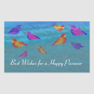 Happy Passover Wishes Stickers