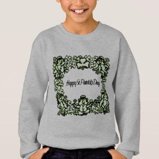 Happy Patrick s Day 2 Sweatshirt