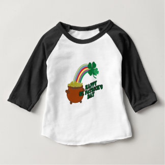 Happy Patrick s Day Baby T-Shirt