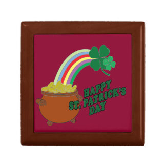 Happy Patrick s Day Gift Box