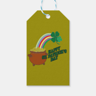 Happy Patrick s Day Gift Tags
