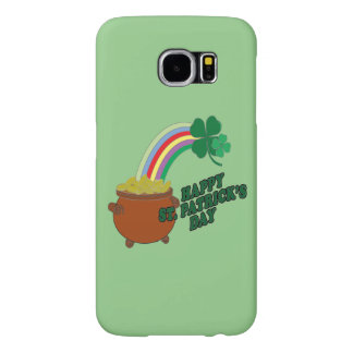 Happy Patrick s Day Samsung Galaxy S6 Cases