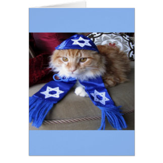 Happy Paw-nukkah! Card