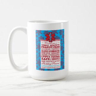 Happy Peanut-Free Holiday! (Mug) Coffee Mug