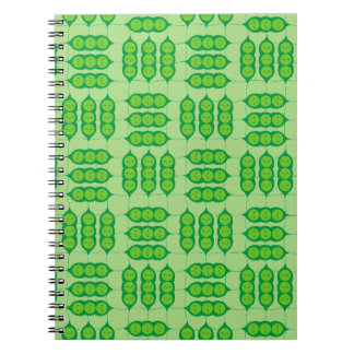 Happy Peapods Notebooks