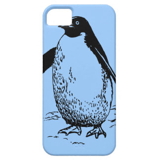 Happy Penguin Case For The iPhone 5