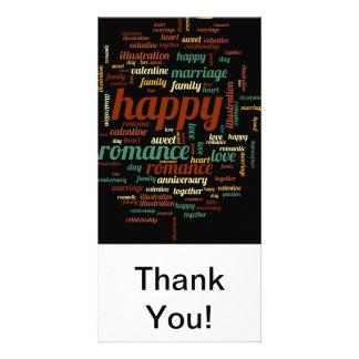 Happy Photo Greeting Card