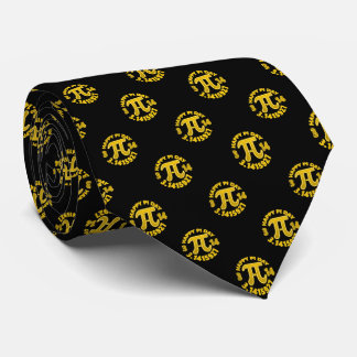 Happy Pi Day Men's Tie. Tie
