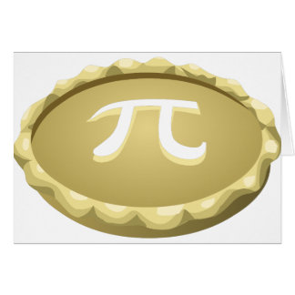 happy pi day pie card