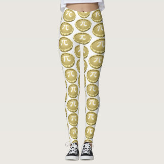 happy pi day pie leggings