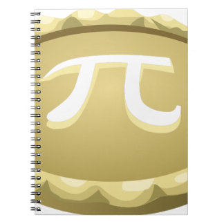happy pi day pie notebook