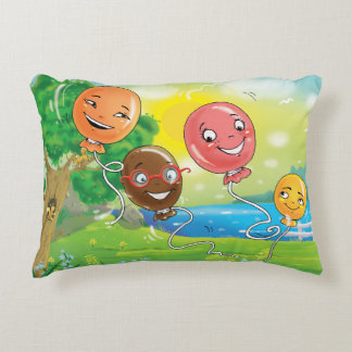 Happy Pillow For Kids