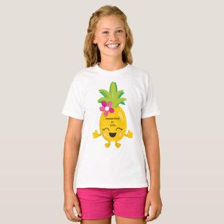Happy Pineapple Homeschool is Cool T-Shirt