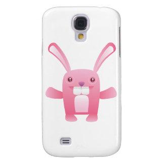 Happy Pink Bunny