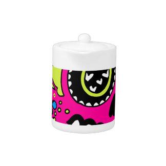 Happy Pink Sugar Skull