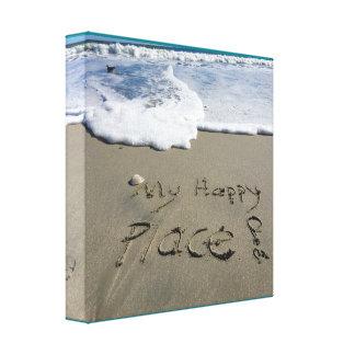 Happy Place Beach Print 2