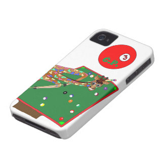 Happy Pool by The Happy Juul Company iPhone 4 Case