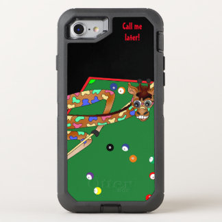 Happy Pool by The Happy Juul Company OtterBox Defender iPhone 8/7 Case