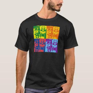 Happy Pop Monsters T-Shirt