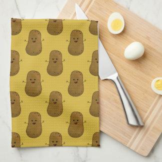 Happy Potato Kitchen Towel