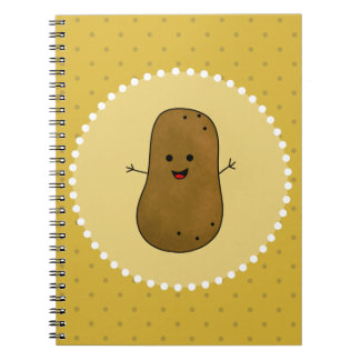 Happy Potato Notebooks
