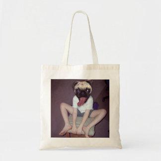Happy Pug Kid Bag