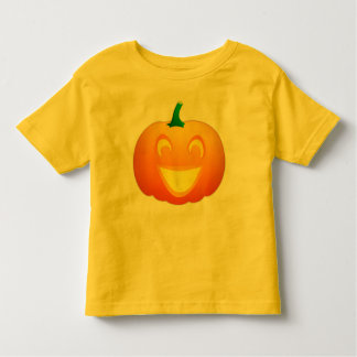 Happy Pumpkin Toddler T-shirt