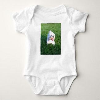 Happy Pup Baby Bodysuit
