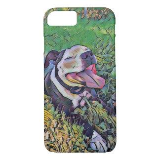 Happy Pup Phone Case