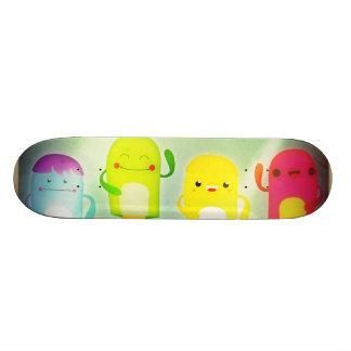 Happy Puppets Skateboard Deck