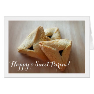 Happy Purim Card